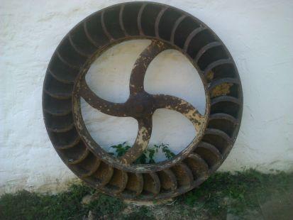 rueda de molino