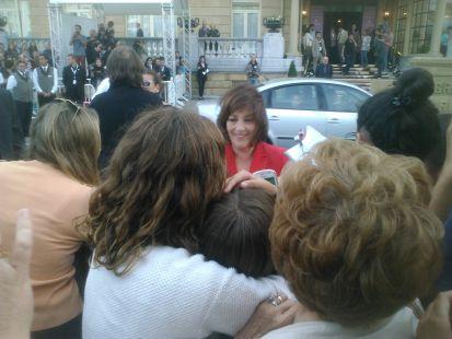 Carmen maura,la gran anfitriona del festival de cine