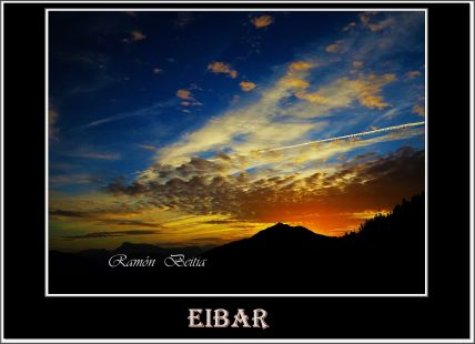 Eibar - Ramón Beitia