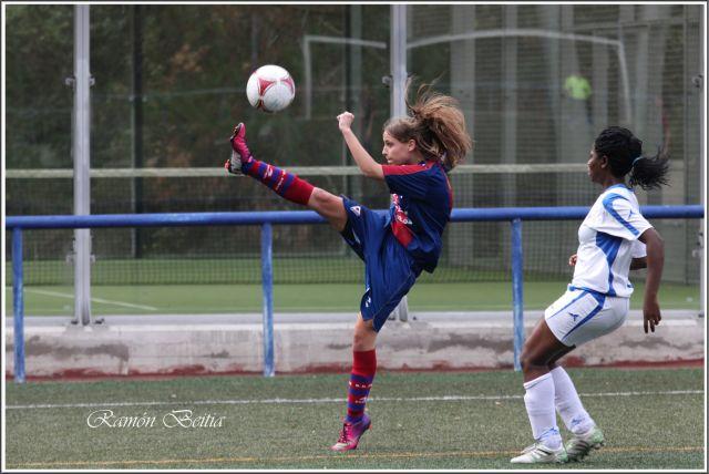 Eibar Futbol Femenino Liga Vasca