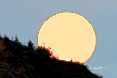 Luna llena Enero 2014