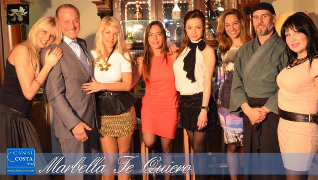 Marbella te Quiero TV Samurai Spain