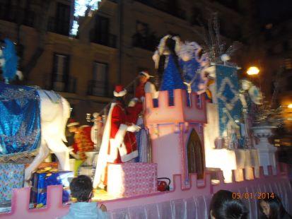 desfile reyes magos