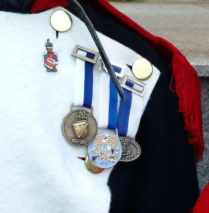 Medallas y experiencia