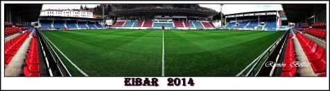 Eibar 2014