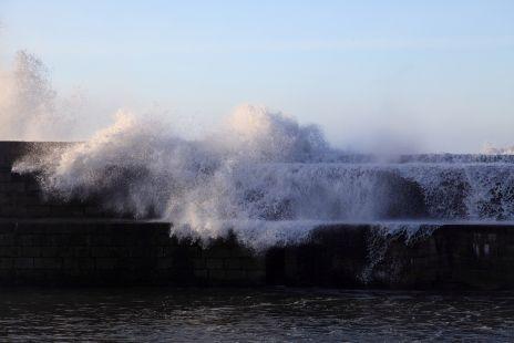 ciclogenesis en la costa vasca