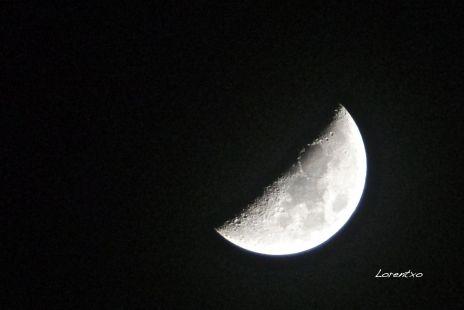 Luna creciente de la primavera de Abril 2014