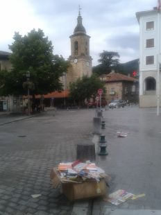 Puerta a Puerta en Aretxabaleta
