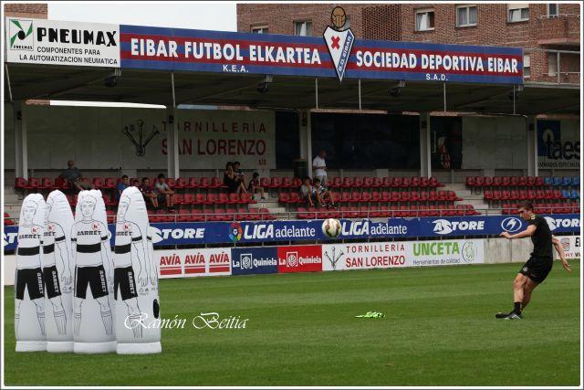 S.D. Eibar 2014( Ramón Beitia )