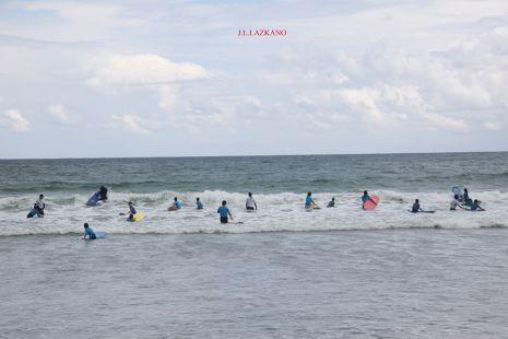 Cursillo de Surf.Deba.2014-07-07