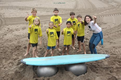 Cursillo de Surf.Deba.2014-07-14