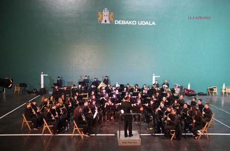 Debako eta Zumaiako Musika Bandak.Deba.2014-07-18