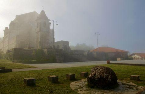 niebla en urkiola