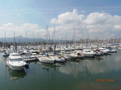 puerto de hendaya