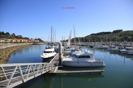 Puerto Deportivo.Zumaia.2014-08-27