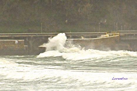 Cuidado con las olas!!!!!!!