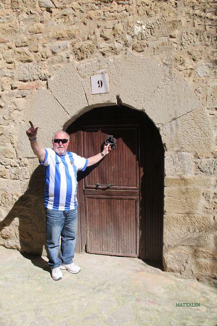 Gora Erreala.SOS Del Rey Catolico J.L.Lazkano.2015-04-02