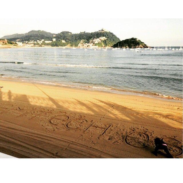 Playa La Concha Domingo 21