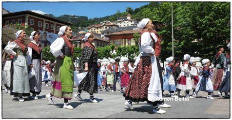 Eibar , Euskal Jaia 2015