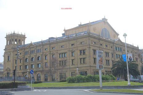Donostia.Teatro Victoria Eugenia.2016-03-22