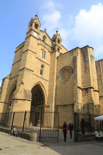 Donostia.Iglesia S.Vicente