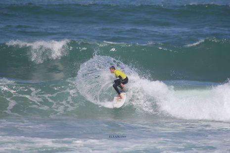 Campeonato Mundial de Surf.A.Iriondo.Zarautz