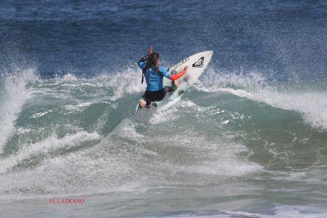 Campeonato Mundial de Surf.Zarautz