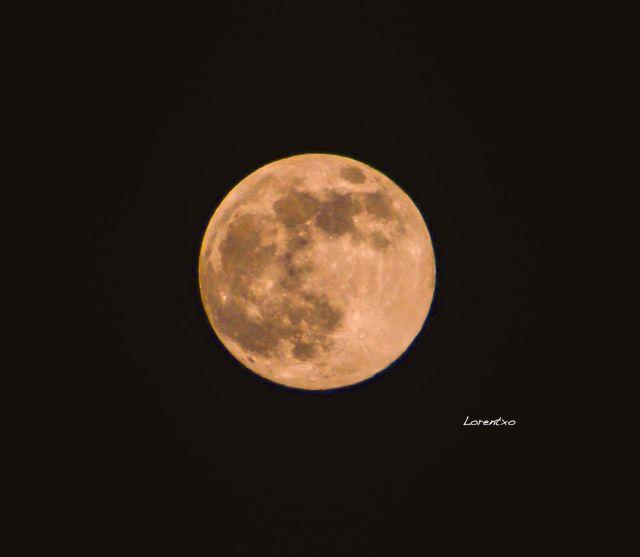 La 2º Luna llena de la primavera 2016