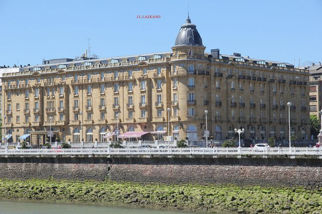 Donostia.Hotel Maria Cristina