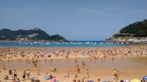 Hambre de sol y playa