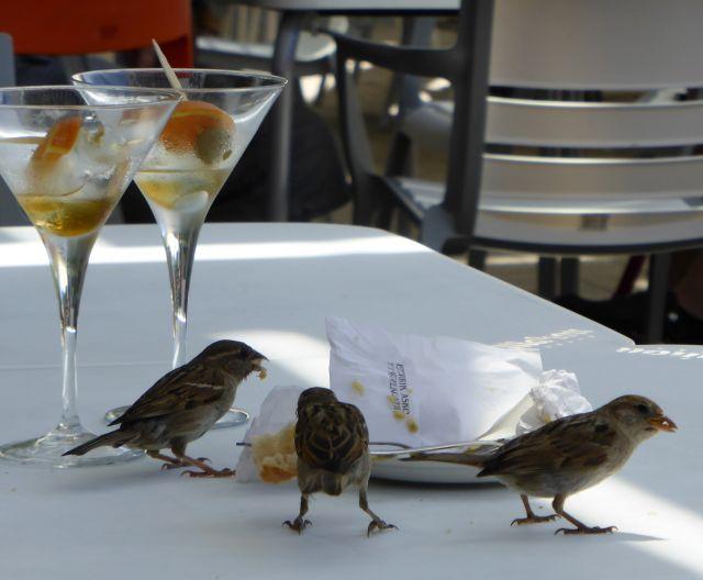 hora del aperitivo