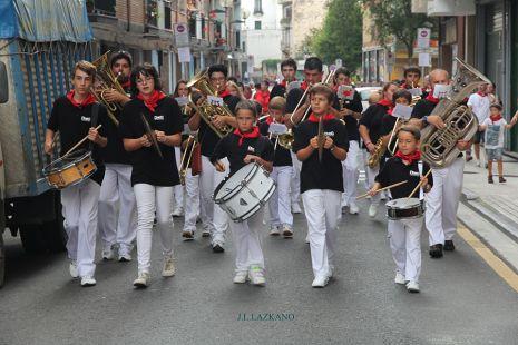 Umeen Eguna.Debako Musika Banda.Deba.2016-08-15