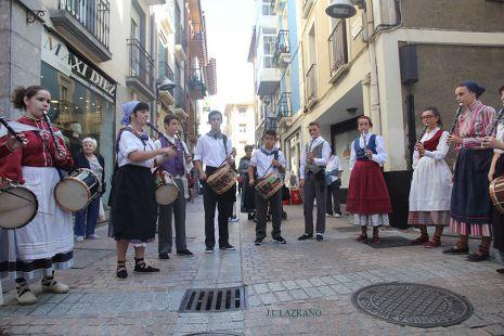 Euskal Jaia.Txistulariak.Deba.2016-09-24