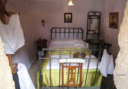 Orhipean.Otsagabia.Antigua habitacion.2016-09-27
