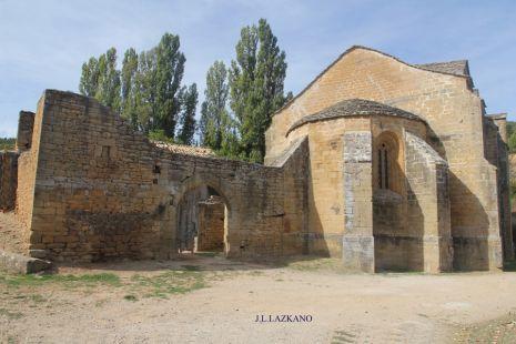 Caseda.Navarra.Ermita S.Zoilo.2016-10-07