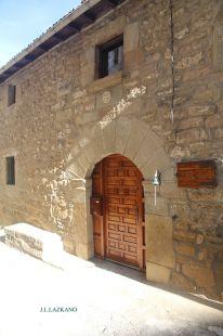 Gallipienzo Antiguo.Navarra