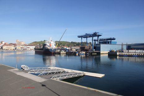 Zumaia.Astilleros Balenciaga
