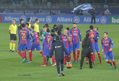 Anoeta F.Zelaia.C.F.Barcelona.2016-11-27