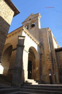 S.Martin de Unx.Eliza St.Maria.Navarra