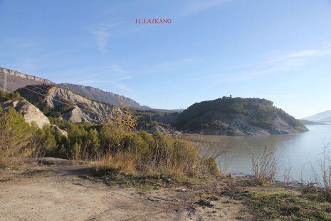Pantano de Yesa.2016-12-09