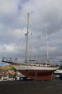 Zumaia.Puerto Deportivo.Velero