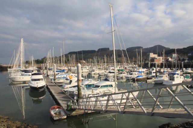 Zumaia.Puerto Deportivo