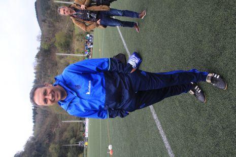 R.Sociedad en Deba.Eusebio entrenador de la Real.2017-03-22