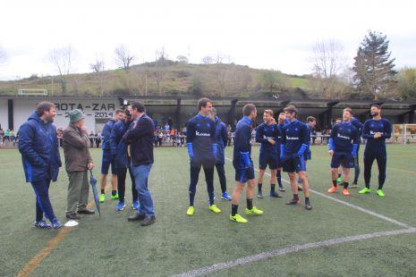La Real Sociedad en Deba.2017-03-22