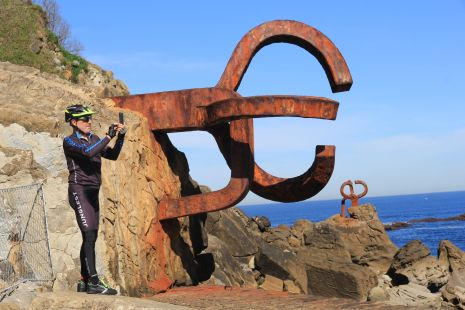 Donostia.Gran Bajamar.Peine del Viento.2017-03-29