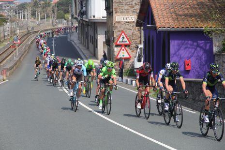 Vuelta Ciclista Pais Vasco.2017-04-06