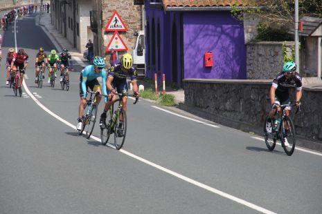 Vuelta Ciclista Pais Vasco.Deba.2017-04-06