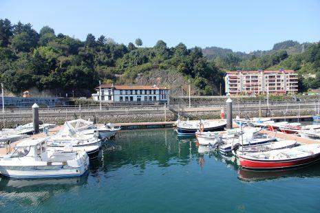 Deba.Puerto Deportivo