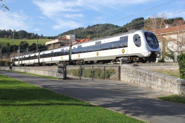 Deba.Eusko Tren