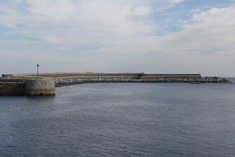 Mutriku.Muelle de Abrigo